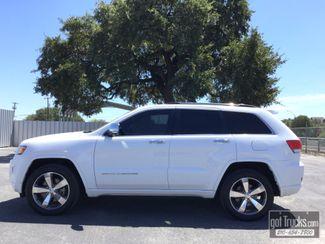 2014 Jeep Grand Cherokee Overland 3.0L V6 Turbo Diesel | American Auto Brokers San Antonio, TX in San Antonio Texas