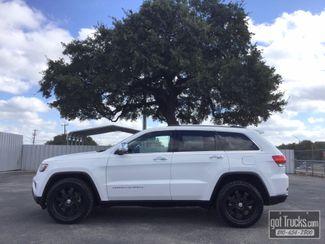 2014 Jeep Grand Cherokee Limited 3.0L V6 Turbo Diesel 4X4   American Auto Brokers San Antonio, TX in San Antonio Texas