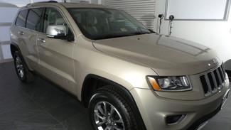 2014 Jeep Grand Cherokee Limited 4X4 Virginia Beach, Virginia 2