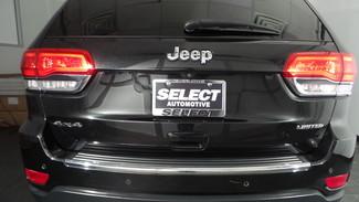 2014 Jeep Grand Cherokee Limited 4X4 Virginia Beach, Virginia 7