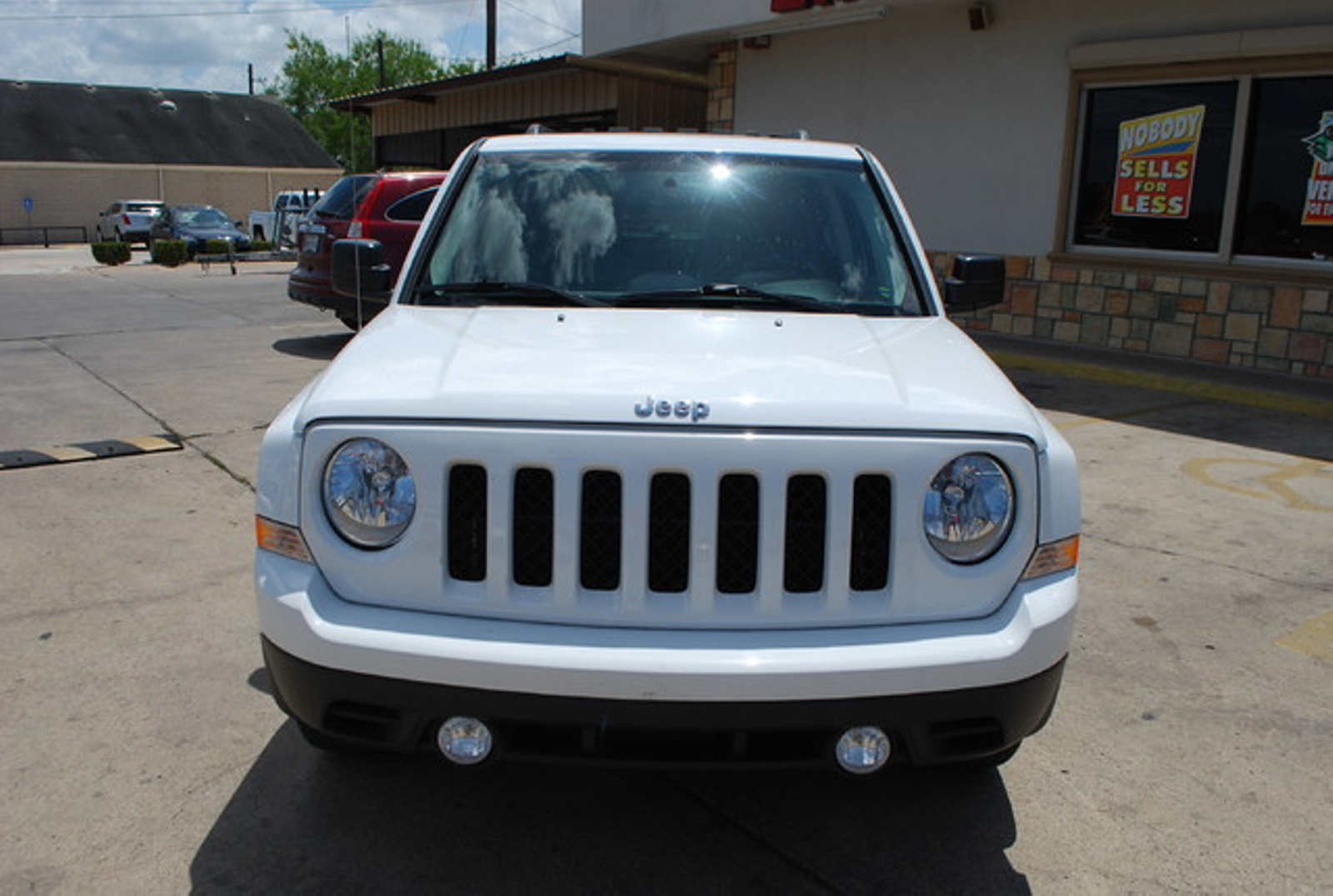 2014 Jeep Patriot High Altitude Brownsville Tx English Motors
