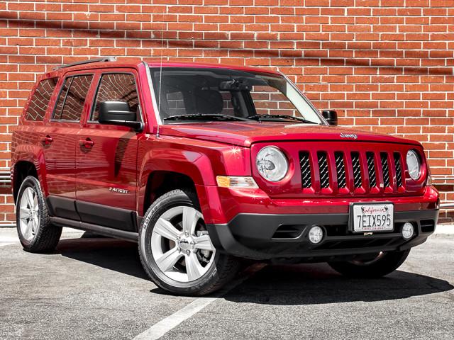 2014 Jeep Patriot Latitude Burbank, CA 2