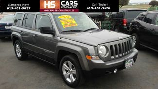 2014 Jeep Patriot Latitude Imperial Beach, California