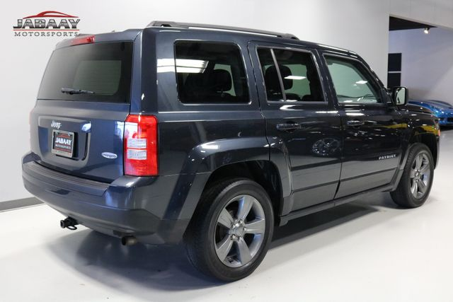 2014 Jeep Patriot High Altitude Merrillville, Indiana 4