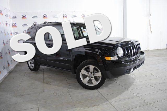 2014 Jeep Patriot Limited Richmond Hill, New York 0