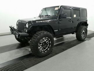 2014 Jeep WRANG RUB Unlimited Rubicon 4WD LINDON, UT