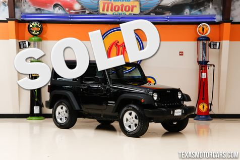 2014 Jeep Wrangler Sport in Addison