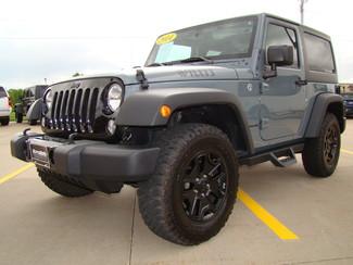 2014 Jeep Wrangler Willys Wheeler Bettendorf, Iowa 28