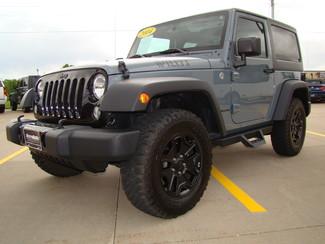 2014 Jeep Wrangler Willys Wheeler Bettendorf, Iowa