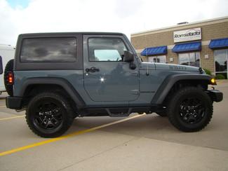 2014 Jeep Wrangler Willys Wheeler Bettendorf, Iowa 7