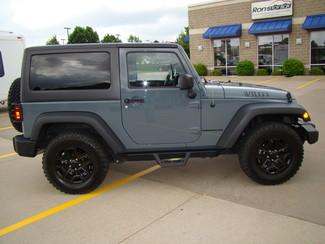 2014 Jeep Wrangler Willys Wheeler Bettendorf, Iowa 27