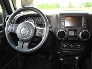 2014 Jeep Wrangler Willys Wheeler Bettendorf, Iowa 17