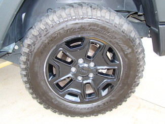 2014 Jeep Wrangler Willys Wheeler Bettendorf, Iowa 23