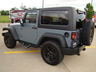 2014 Jeep Wrangler Willys Wheeler Bettendorf, Iowa 31