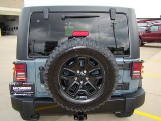 2014 Jeep Wrangler Willys Wheeler Bettendorf, Iowa 5