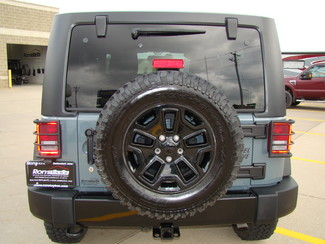 2014 Jeep Wrangler Willys Wheeler Bettendorf, Iowa 33
