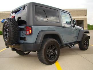 2014 Jeep Wrangler Willys Wheeler Bettendorf, Iowa 6