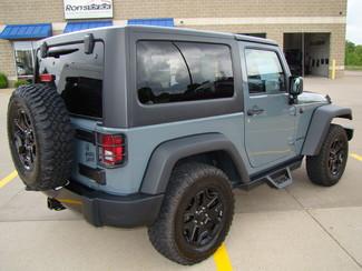 2014 Jeep Wrangler Willys Wheeler Bettendorf, Iowa 29