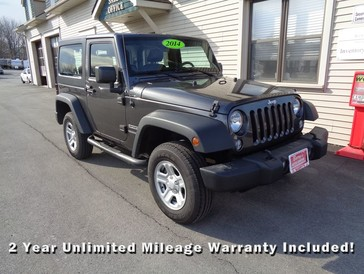 2014 Jeep Wrangler Sport in Brockport
