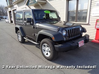 2014 Jeep Wrangler in Brockport, NY