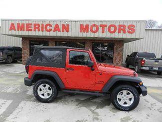 2014 Jeep Wrangler in Brownsville TN