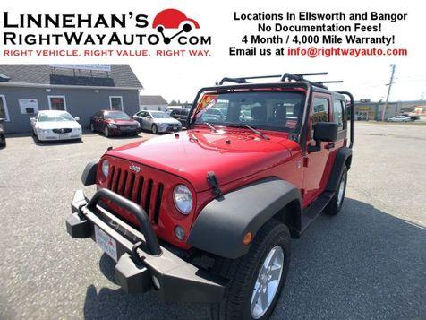 2014 Jeep Wrangler Sport in Bangor