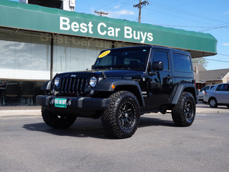 2014 Jeep Wrangler Sport Englewood, CO
