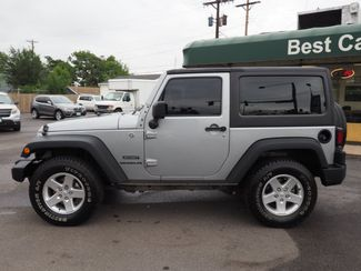 2014 Jeep Wrangler Sport Englewood, CO 1