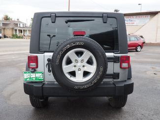 2014 Jeep Wrangler Sport Englewood, CO 3