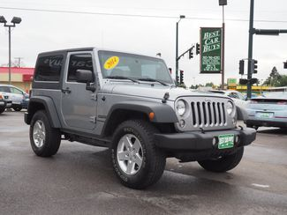 2014 Jeep Wrangler Sport Englewood, CO 6
