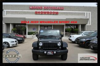 2014 Jeep Wrangler Sport in Garland