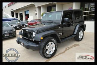 2014 Jeep Wrangler Sport   Garland, TX   Legend Motorcars in Garland