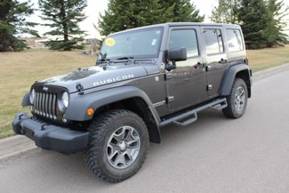 2014 Jeep Wrangler Unlimited Rubicon 4WD in Great Falls, MT