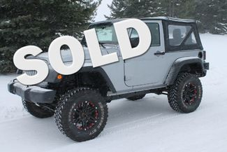 2014 Jeep Wrangler in Great Falls, MT