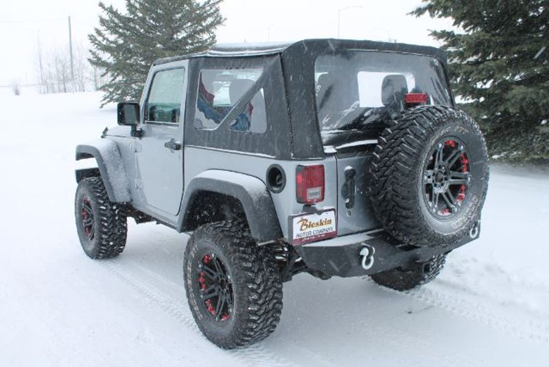 2014 Jeep Wrangler Sport  city MT  Bleskin Motor Company   in Great Falls, MT