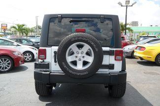 2014 Jeep Wrangler Sport Hialeah, Florida 4