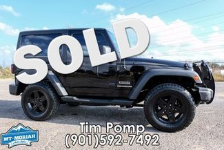 2014 Jeep Wrangler in Memphis Tennessee