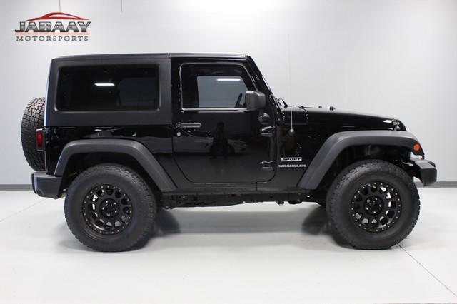 2014 Jeep Wrangler Sport Merrillville, Indiana 5