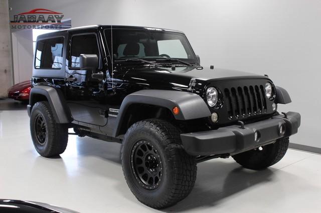2014 Jeep Wrangler Sport Merrillville, Indiana 6