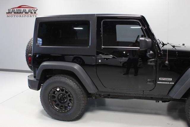2014 Jeep Wrangler Sport Merrillville, Indiana 32