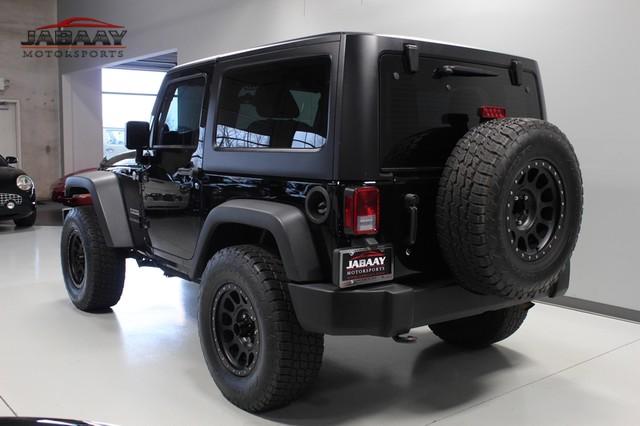 2014 Jeep Wrangler Sport Merrillville, Indiana 2