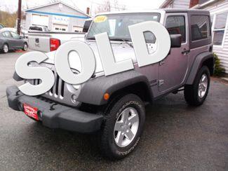 2014 Jeep Wrangler Sport Newport, VT