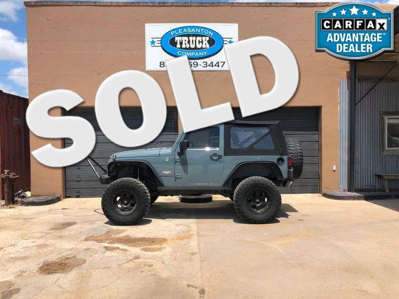 2014 Jeep Wrangler Sahara | Pleasanton, TX | Pleasanton Truck Company in Pleasanton TX