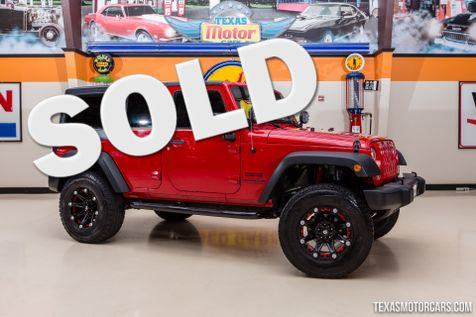 2014 Jeep Wrangler Unlimited Sport 4X4 in Addison