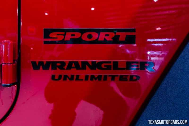 2014 Jeep Wrangler Unlimited Sport 4X4  in Addison, Texas
