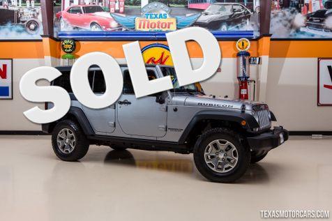 2014 Jeep Wrangler Unlimited Rubicon 4X4 in Addison