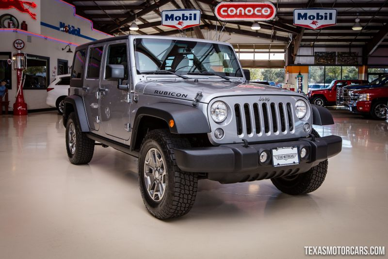 2014 Jeep Wrangler Unlimited Rubicon 4X4  in Addison, Texas