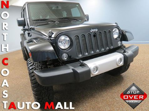 2014 Jeep Wrangler Unlimited Sahara in Akron, OH