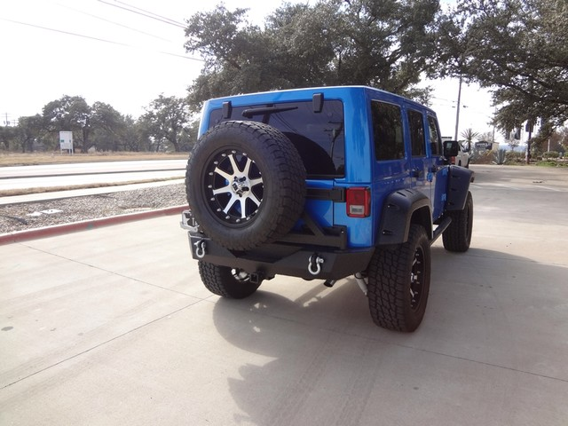 2014 Jeep Wrangler Unlimited Sahara Austin , Texas 8