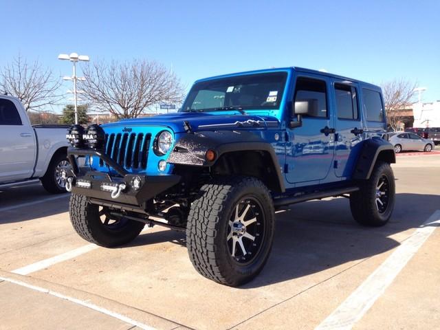 2014 Jeep Wrangler Unlimited Sahara Austin , Texas 3